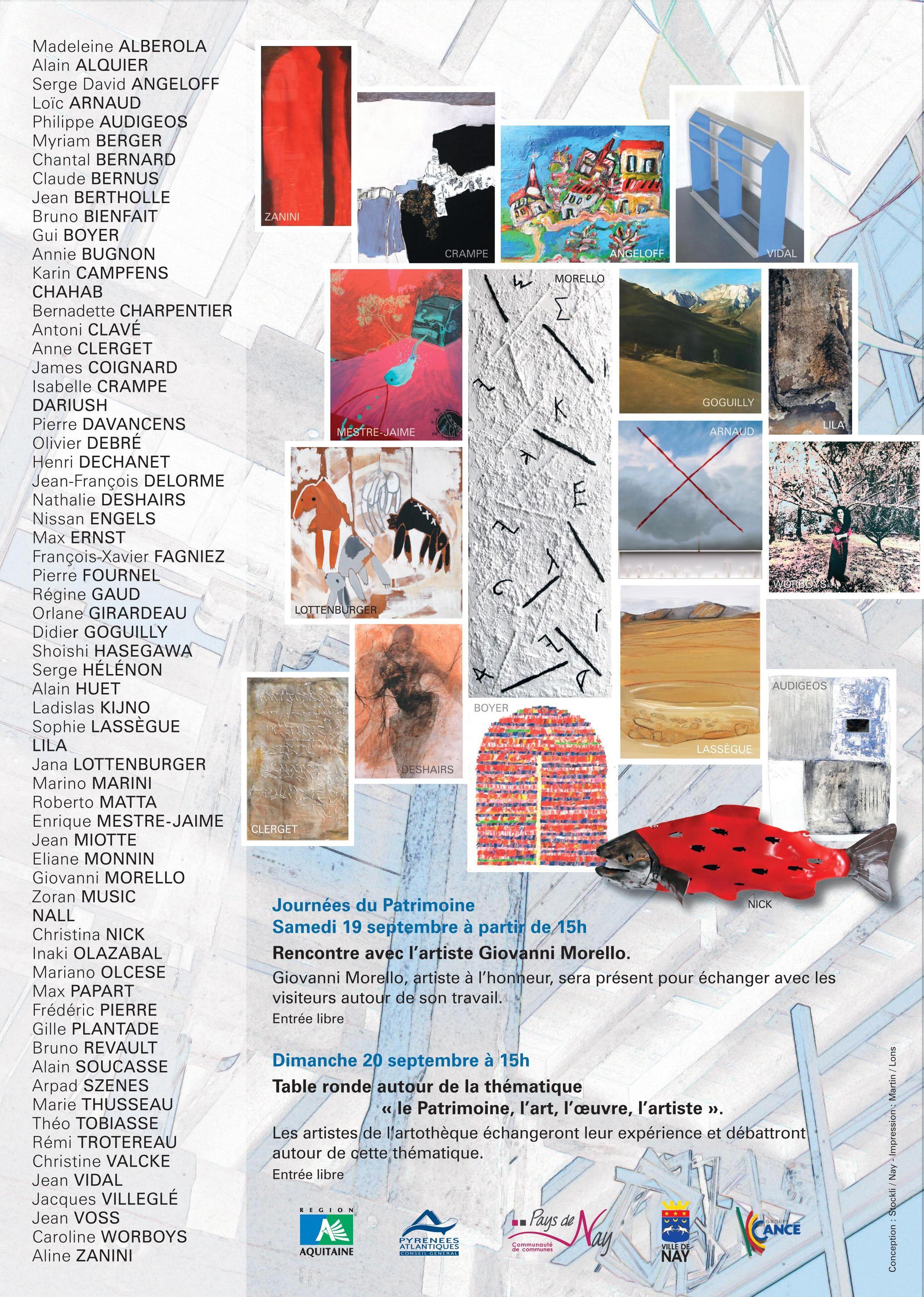 flyer artothèque 2