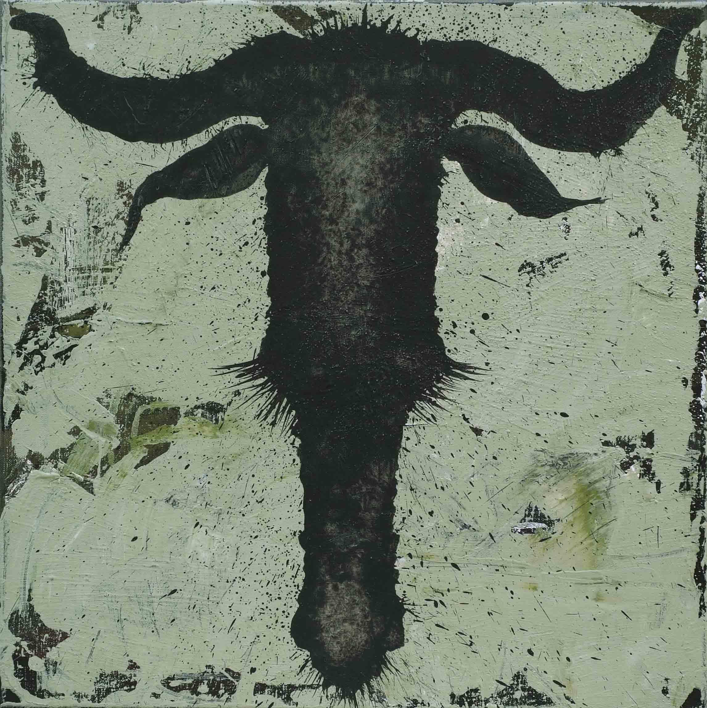 Cabaeza-de-vaca-.2012.Acrílico-s-tela.50-x-50