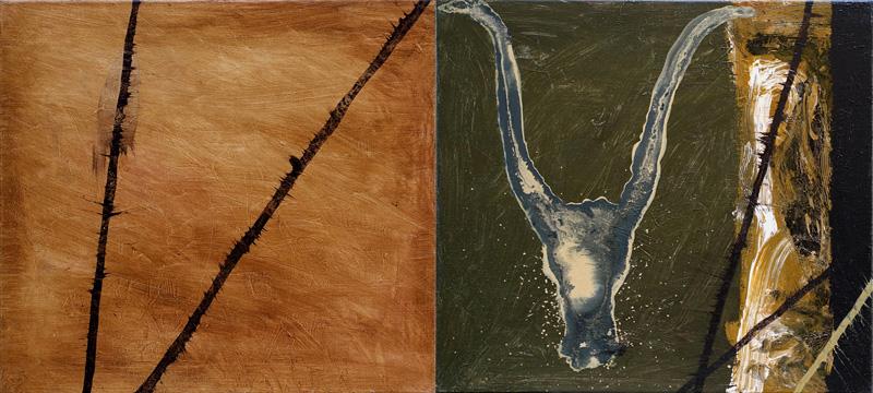 Díptico-de-la-gazela.-2012.-Acrílico-sobre-tela.-50-x-100-cm.-Díptico.